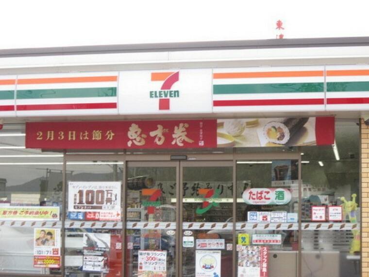 コンビニ セブンイレブン土岐下石西店