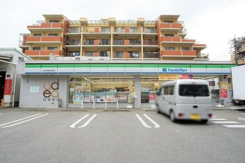コンビニ ファミリーマート小平天神町四丁目店
