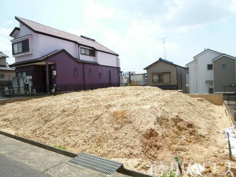 現況写真 7/30撮影 現地 【名古屋市緑区平子が丘】