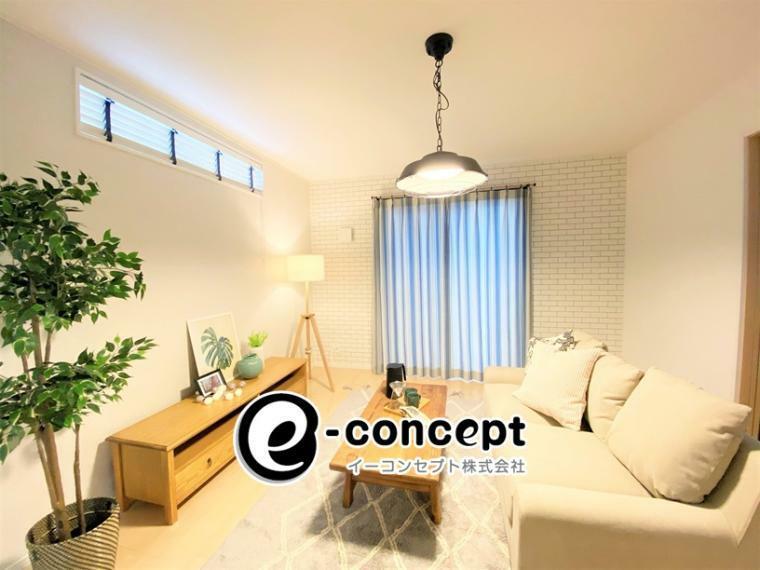 現況外観写真 【当社オプション事例】 当社では壁紙変更、照明・カーテン取付工事も承ります!新居をこだわりの空間にしてみませんか?