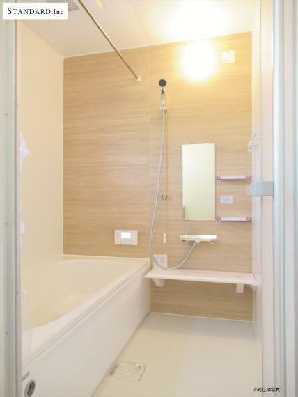 同仕様写真(内観) 【同仕様写真】システムバス・浴室換気乾燥機