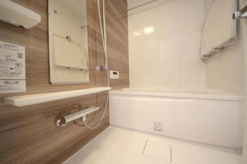 浴室 追い焚き、換気乾燥暖房機付きで快適なバスタイムをお楽しみ下さい
