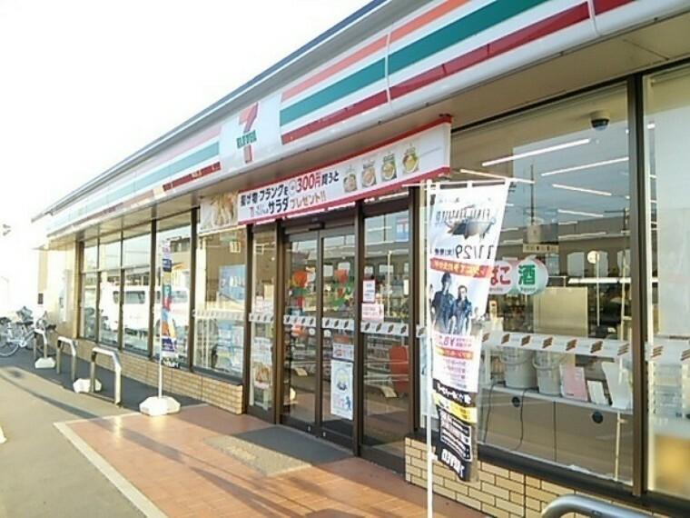 コンビニ セブンイレブン倉敷上東西店