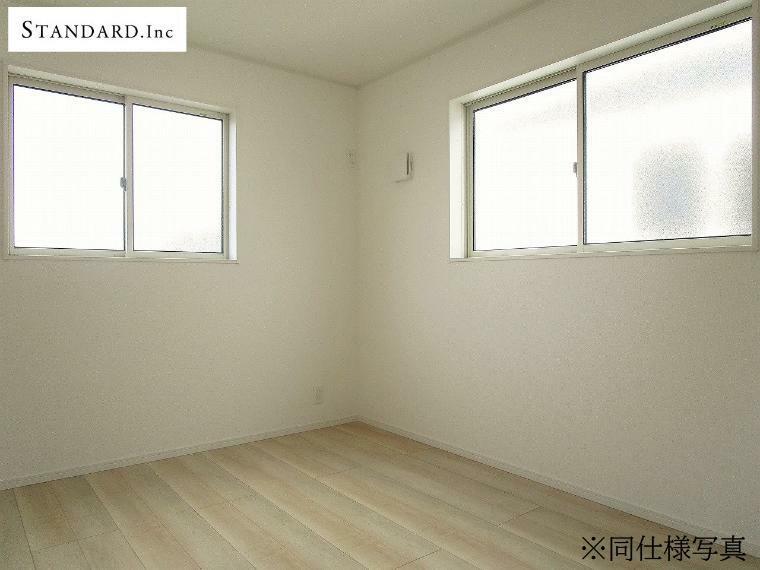 同仕様写真(内観) 【同仕様写真】2階洋室