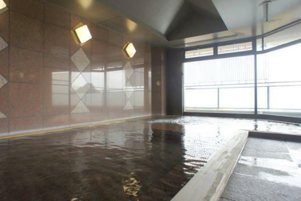 共用部温泉大浴場