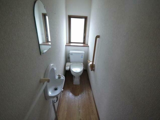 トイレ 取替え予定