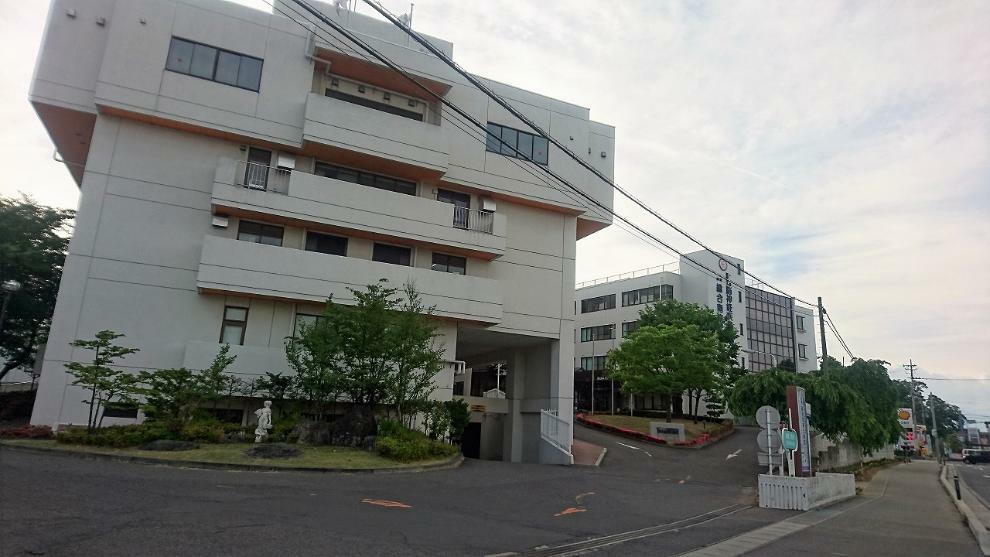病院 (財)脳神経疾患研究所附属総合南東北病院