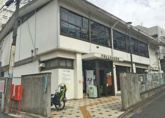 図書館 中野区立本町図書館 東京都中野区本町2-13-2