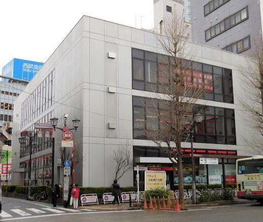 銀行 株式会社三菱UFJ銀行 中野支店 東京都中野区本町4丁目30-24