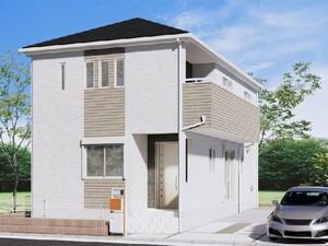 高崎市下中居町 B号棟ファイブイズホームの新築物件