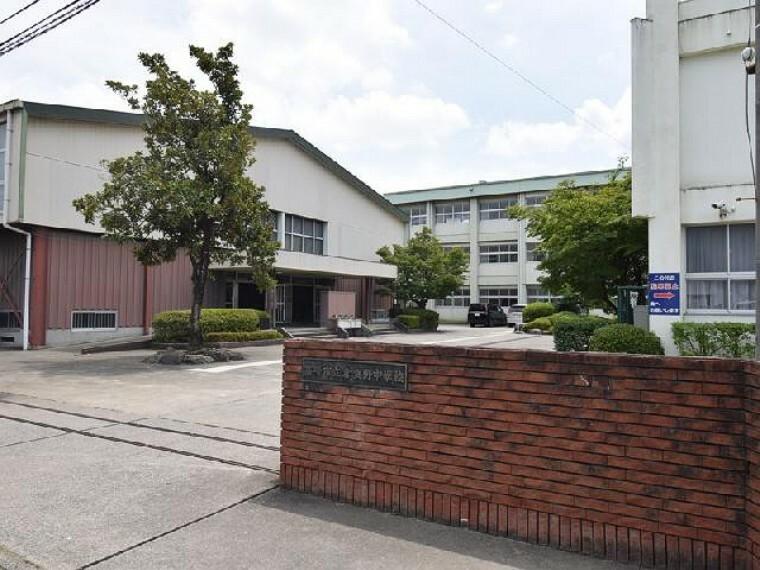 中学校 倉賀野中学校