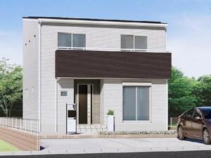 太田市台之郷町 B号棟ファイブイズホームの新築物件