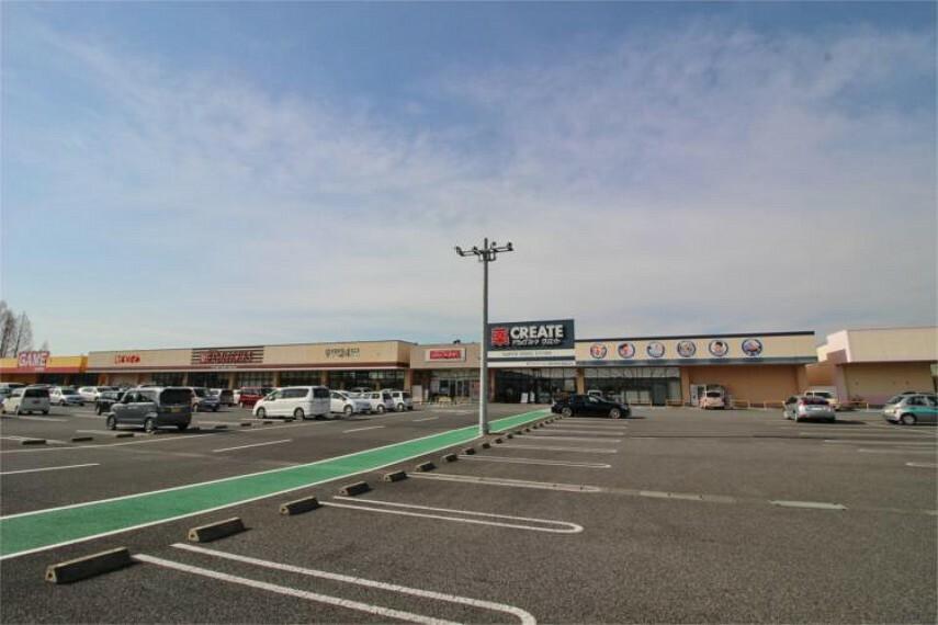 ショッピングセンター 木田余ショッピングモール