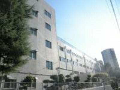 中学校 【中学校】区立第九中学校まで980m