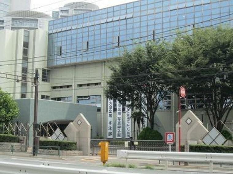 中学校 【中学校】都立小石川中等教育学校まで178m