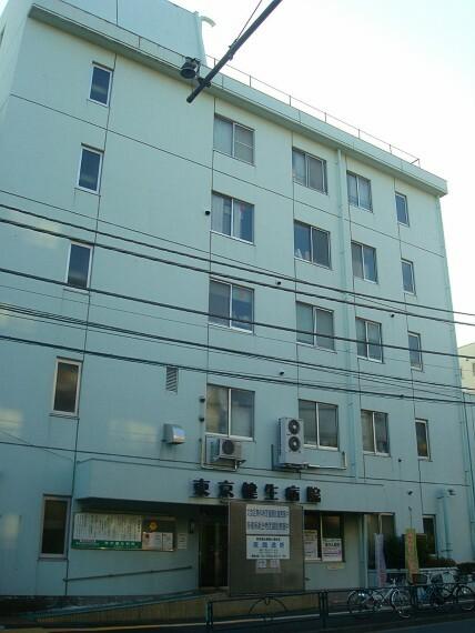 病院 【総合病院】東京健生病院まで1300m