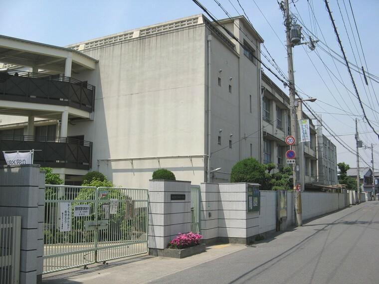 小学校 【小学校】大阪市立 茨田北小学校まで130m