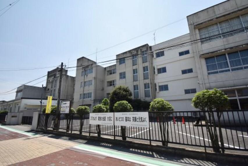 中学校 【中学校】高崎市立新町中学校まで1882m