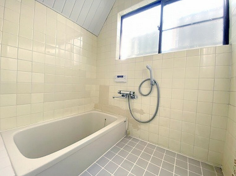 浴室 一日の疲れを癒してくれるお風呂空間。令和元年6月 浴室交換
