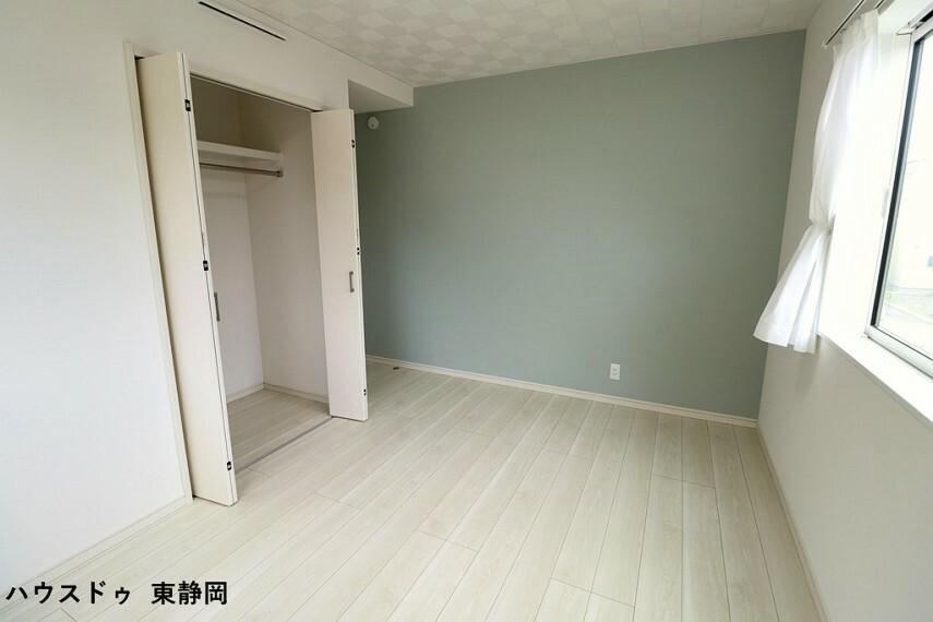 洋室 6.5帖洋室。