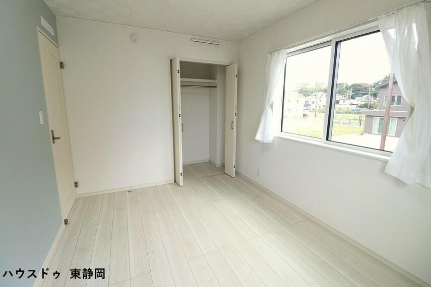 子供部屋 6帖洋室。