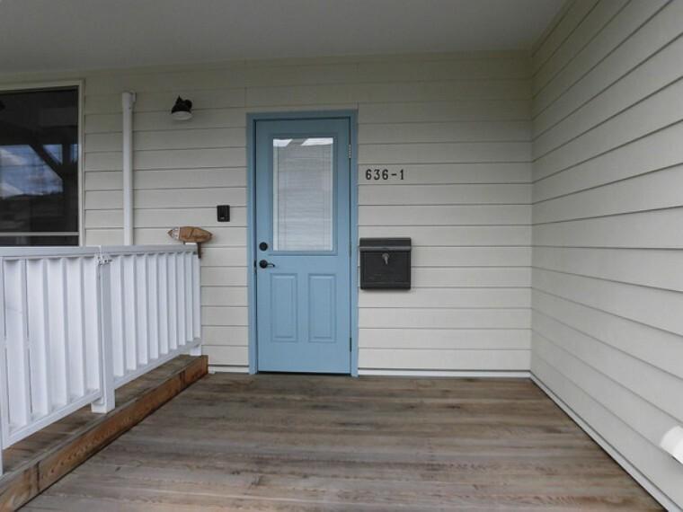 玄関 お客様を迎える玄関はこだわりたいですね