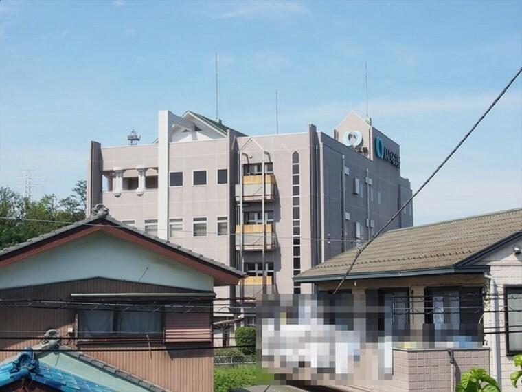 銀行 JAいるま野東金子支店