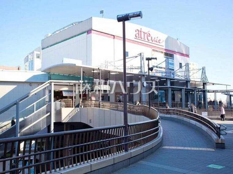JR中央線 JR総武線 三鷹駅南口