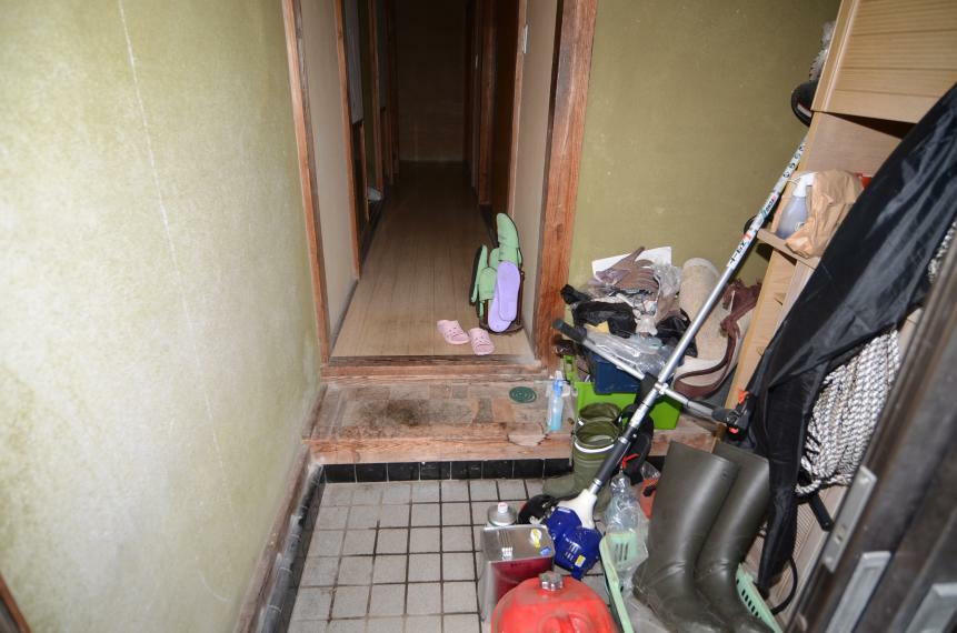玄関 玄関入り口