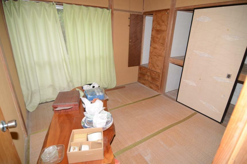 和室 南西側4.5帖和室