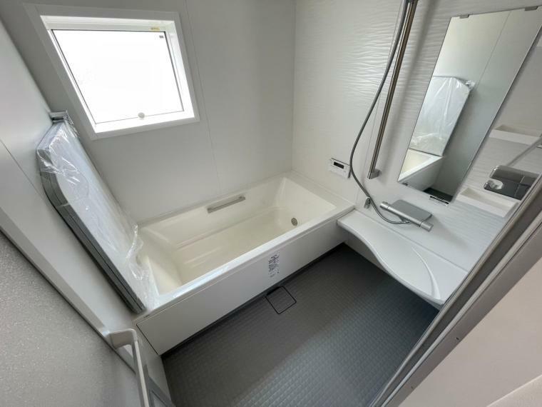 浴室 癒しのお風呂でリラックス
