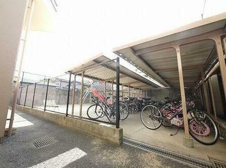 駐輪場 自転車置き場