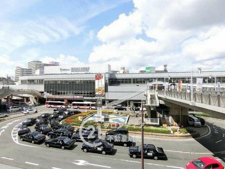 京阪本線「枚方市駅」までバスがご利用いただけます