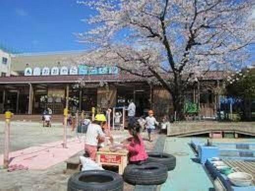 幼稚園・保育園 足立区立おおやたこども園 徒歩6分。