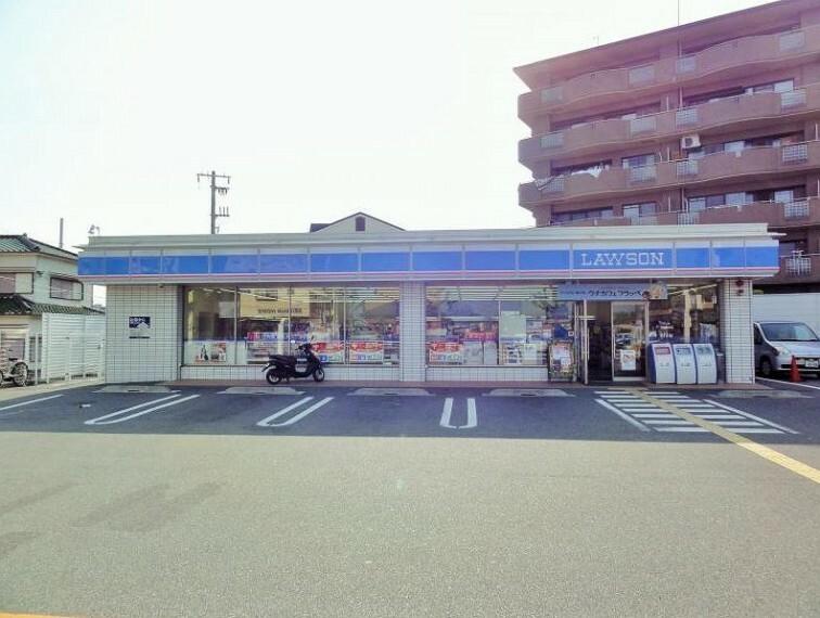 コンビニ 【コンビニエンスストア】ローソン 神戸神陵台北店まで177m