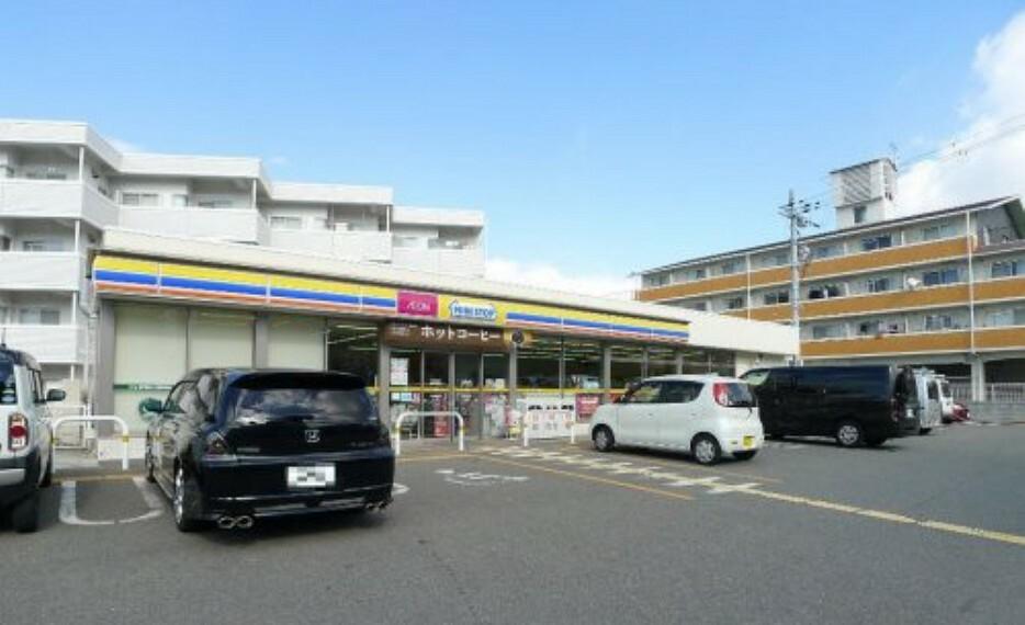 コンビニ 【コンビニエンスストア】ミニストップ 神戸大津和店まで793m