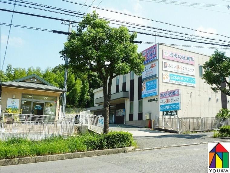 病院 【クリニック】池上 医療ビルまで1026m