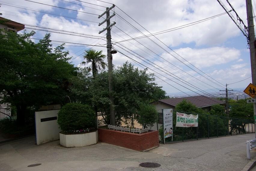 小学校 【小学校】西宮市立苦楽園小学校まで1087m