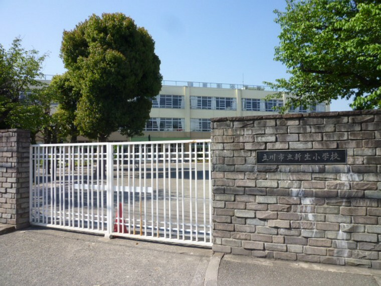 小学校 【小学校】立川市立 新生小学校まで722m