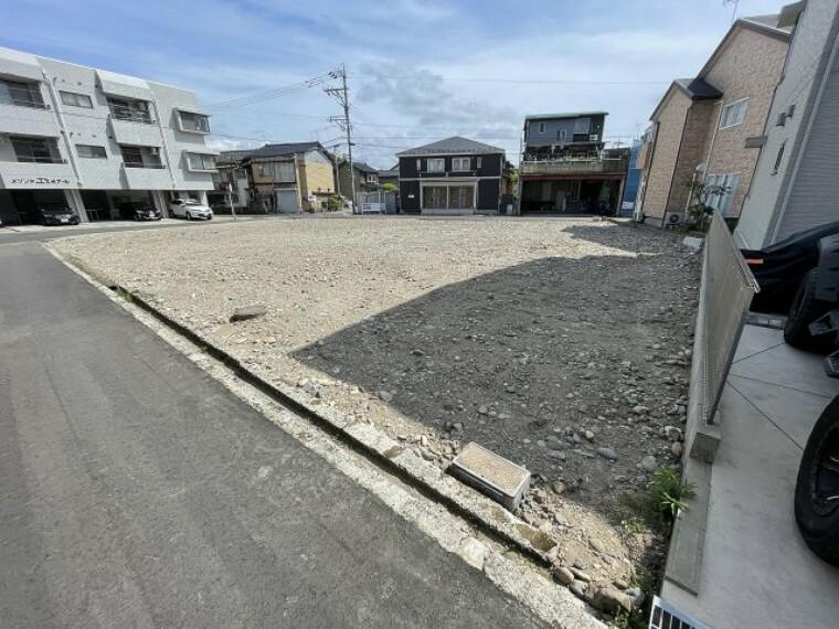 現況写真 金沢駅、香林坊などへのアクセスも良く、まちなかで住宅用地をお探しの方におススメです。