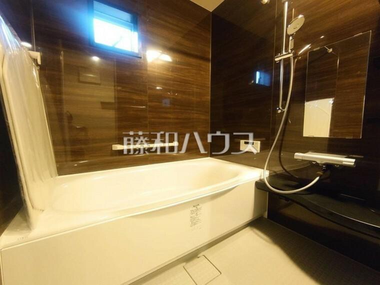 浴室 1号棟 浴室乾燥機付きのバスルーム 【国立市青柳2丁目】