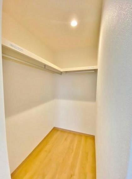 収納 ●1号棟(撮影2021年7月)● 各居室に収納完備!お部屋を広くお使い頂けます!