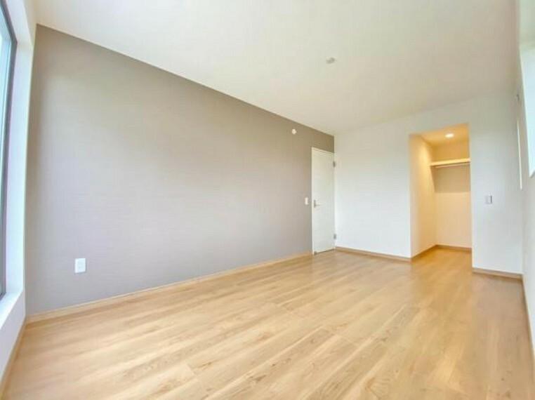●1号棟(撮影2021年7月)● 収納豊富なお部屋は子供部屋としても最適です!