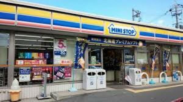 コンビニ 【コンビニエンスストア】ミニストップ 寝屋川菅相塚町店まで304m