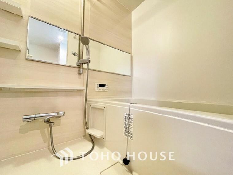 浴室 リラックスして1日の疲れを癒す浴室には、追い炊き機能・浴室乾燥機付きです。