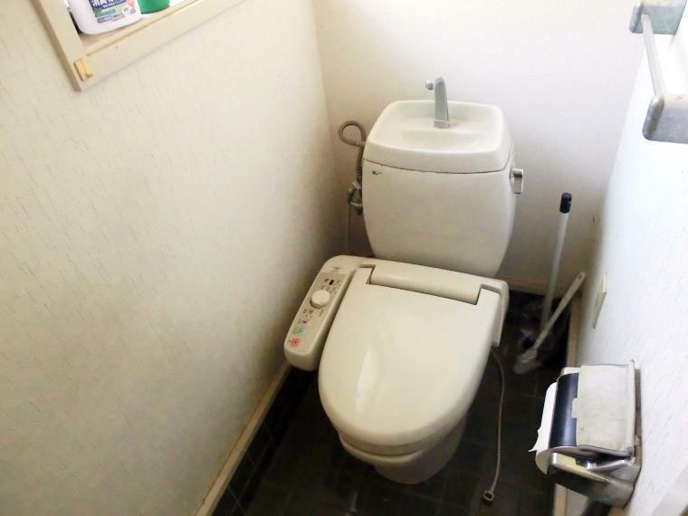 トイレ 室内(2021年7月)撮影