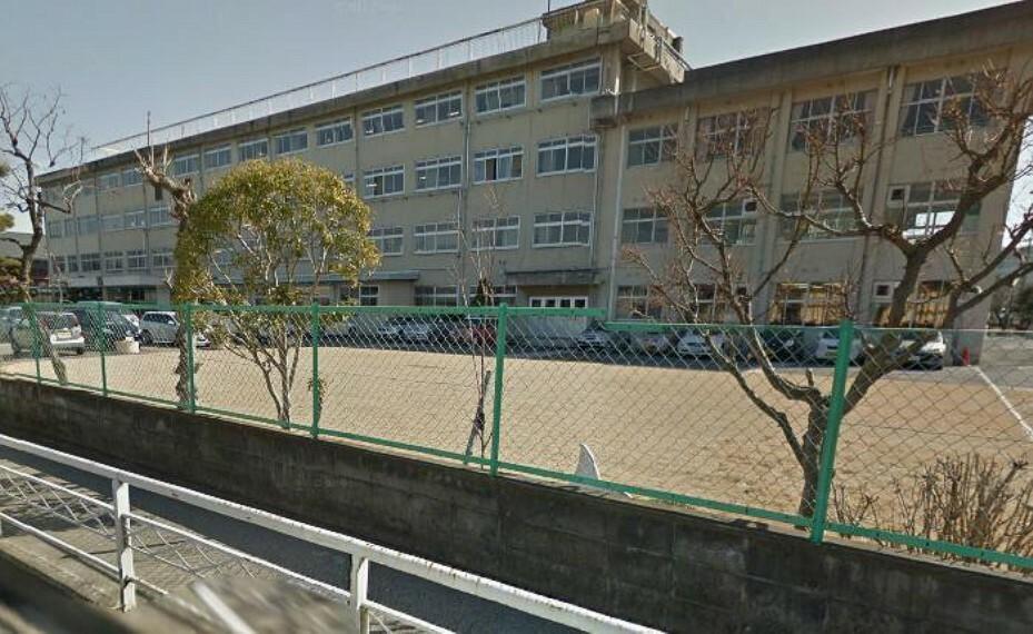 小学校 岡山市立幡多小学校