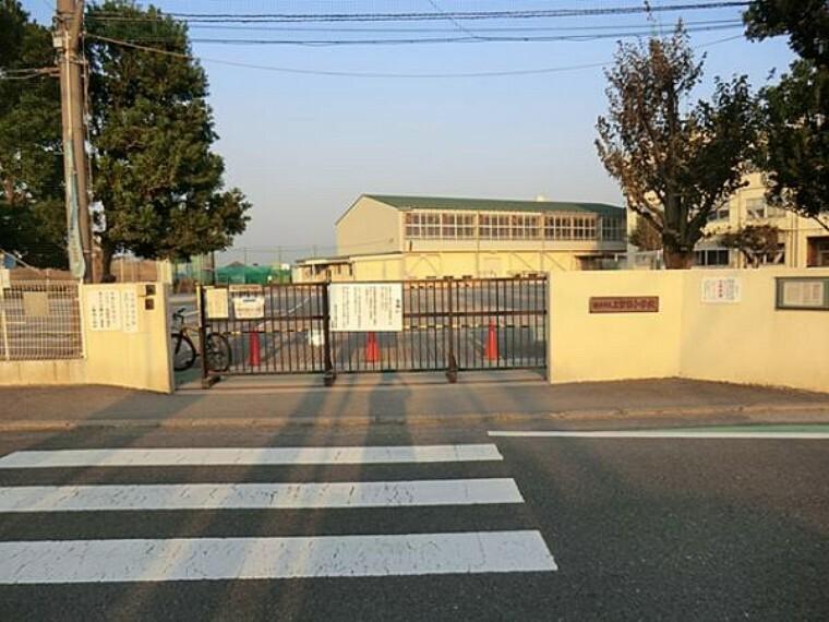 小学校 横浜市立上菅田小学校