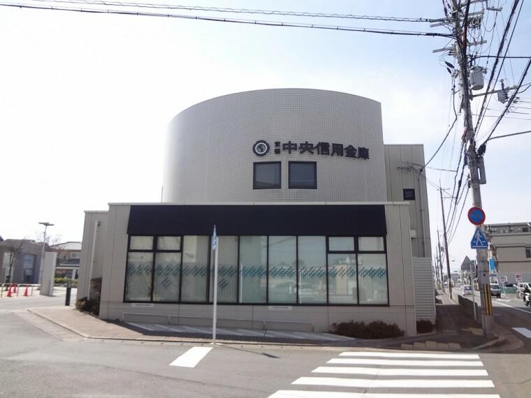 【信用金庫】京都中央信用金庫 久我支店まで1600m