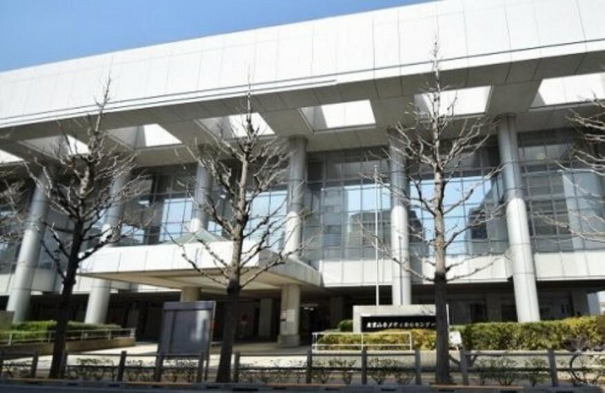 病院 【総合病院】東京山手メディカルセンターまで1976m